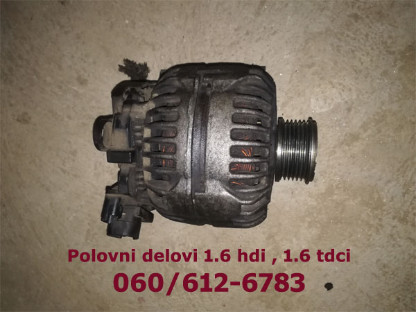 alternator-1.6-hdi-96463218802